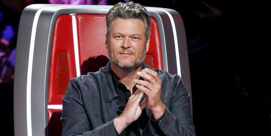 We Can't Stop Watching This 'Voice' Audition That Had Blake Shelton Totally Confused