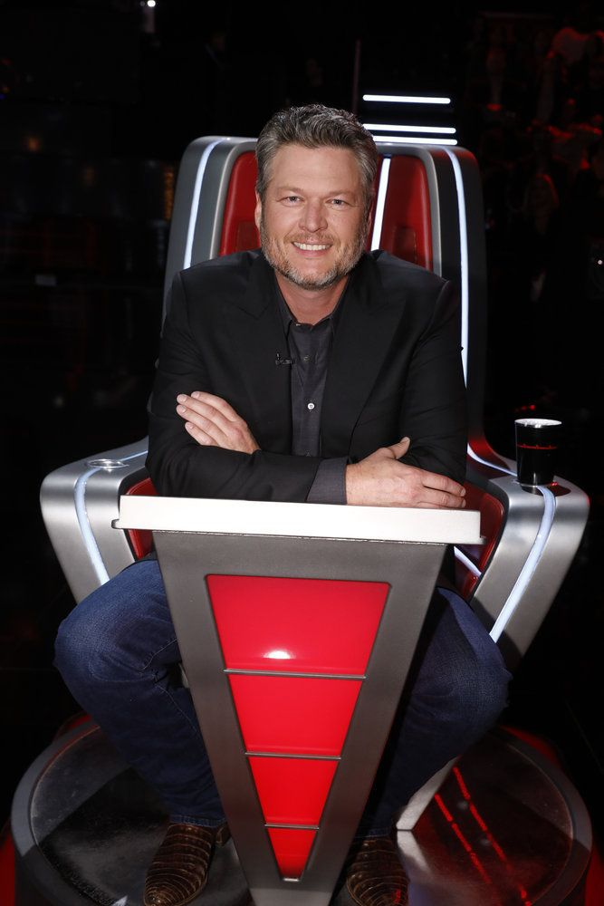 """Blake Shelton Caused a Major Scene on """"The Voice"""" Finale and the Cameras Tried to Ignore It"""