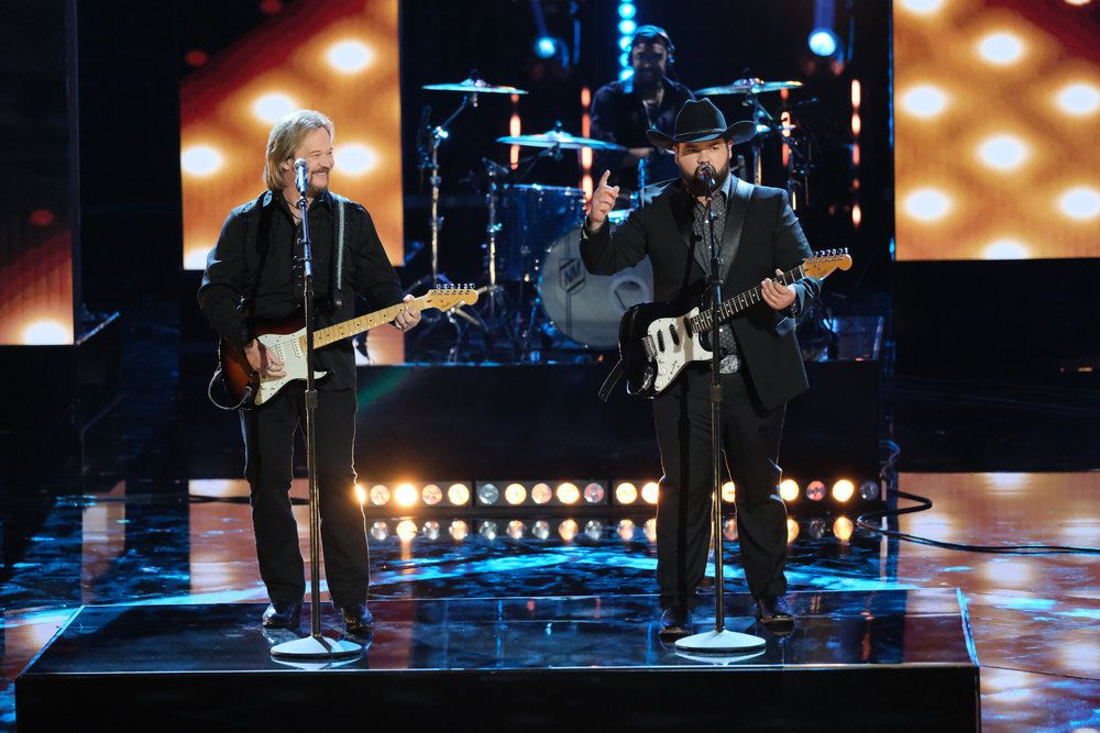 Travis Tritt Performs on 'The Voice' 5 Days After His Involvement in a Fatal Car Crash