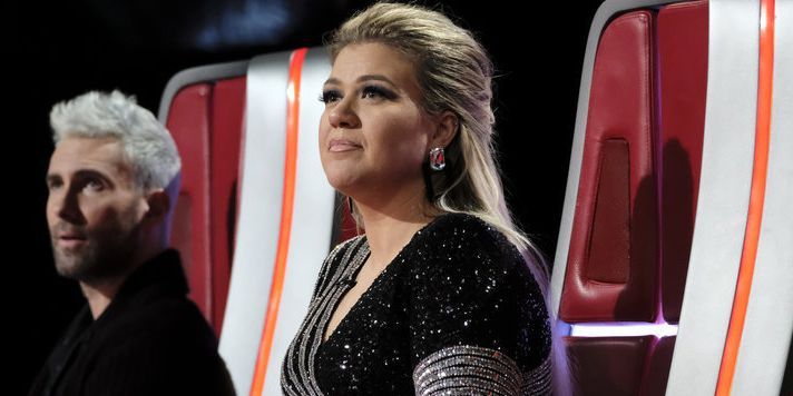the voice finale kelly clarkson