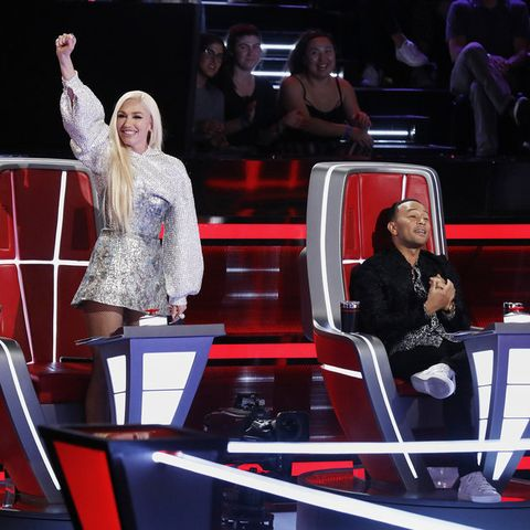 'The Voice' Crowd Sided With John Legend Over Gwen Stefani and It Was So Awkward
