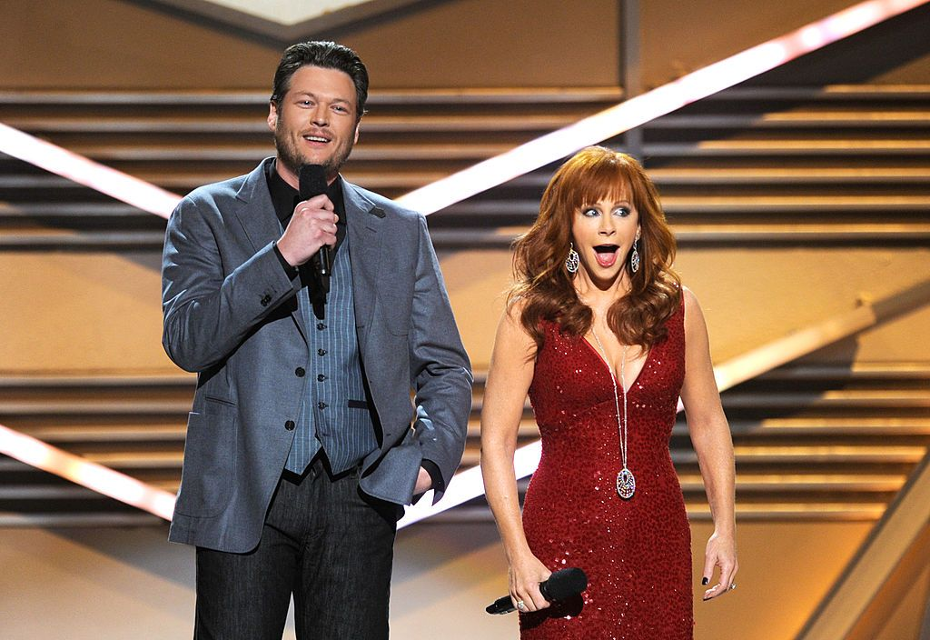 "NBC Wanted Reba McEntire to Coach on ""The Voice"" Instead of Blake Shelton"