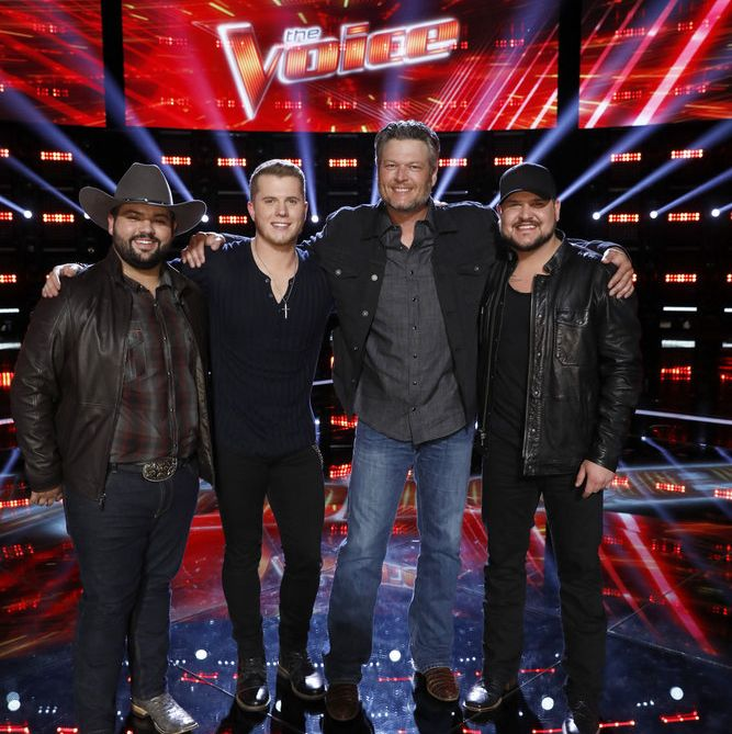 How Many Times Has Blake Shelton Won 'The Voice?'