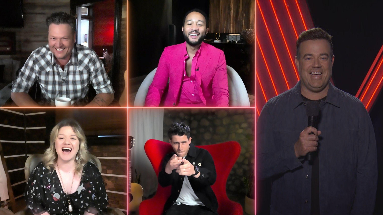 The Voice Season 18 Live Shows Top 5 ...