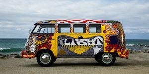 """Volkswagen """"Light"""" Microbus"""