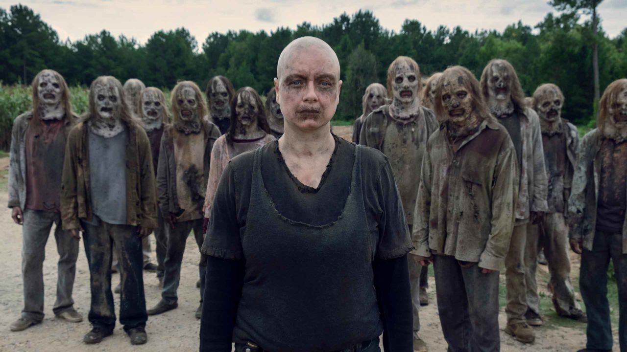 The Walking Dead Temporada 10 - Trastorno Estrés Postraumático