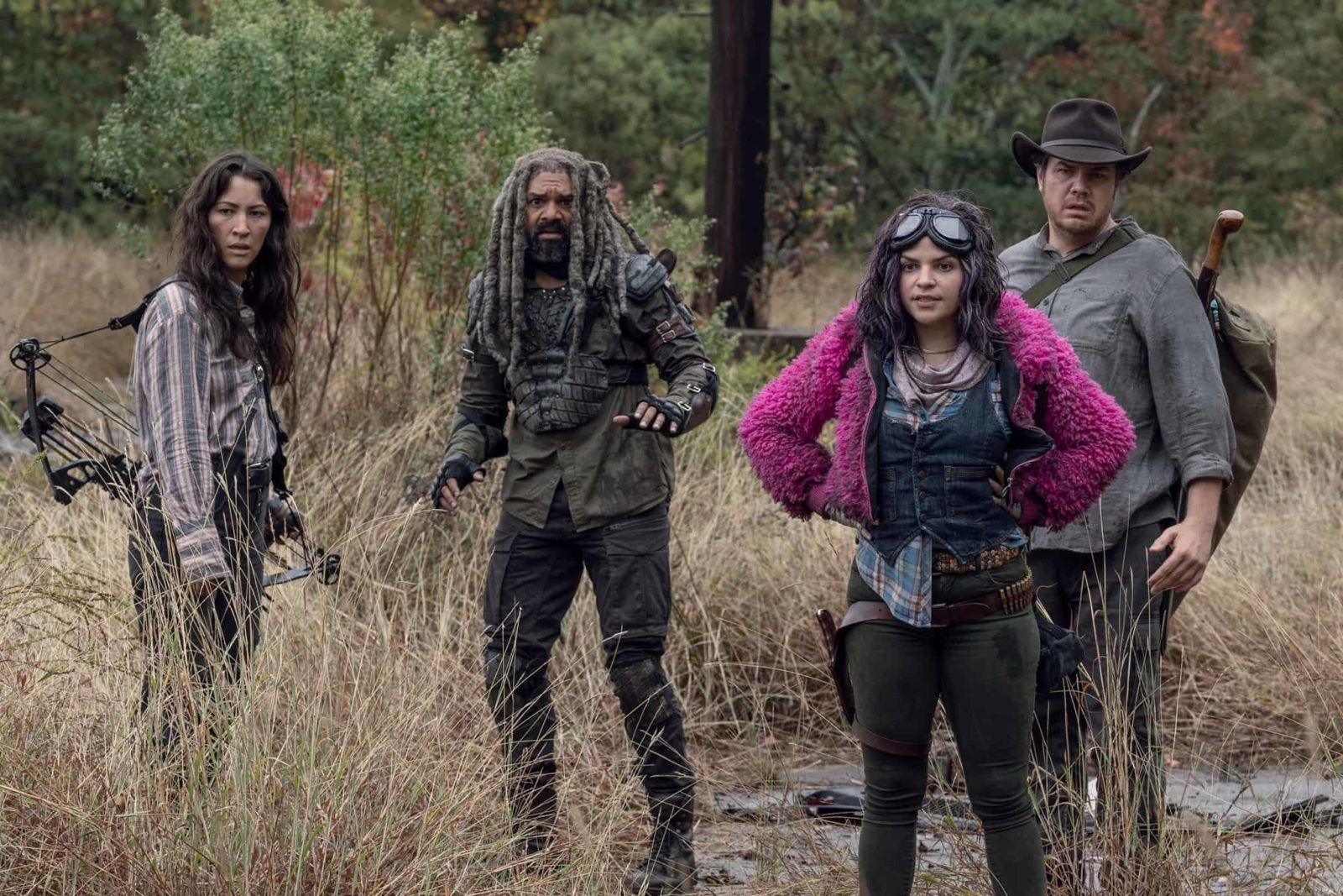 The Walking Dead Temporada 10 Capítulo 10x15 Coitus Interruptus