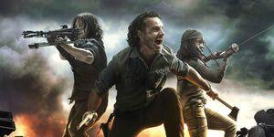 The Walking Dead actores