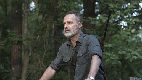 Andrew Lincoln se arrepiente de haber dejado 'The Walking Dead'
