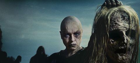 'The Walking Dead': los datos de audiencia más bajos desde su estreno
