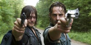 'The Walking Dead': ¿está Daryl buscando a Rick Grimes?