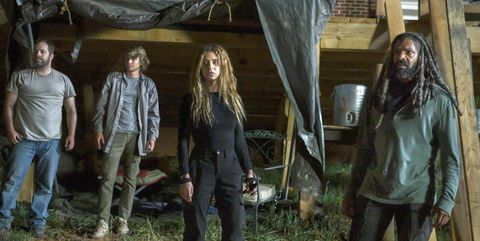 The Walking Dead Season 9 Cast News Reviews Air Dates And