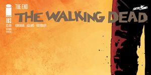 The walking dead final original