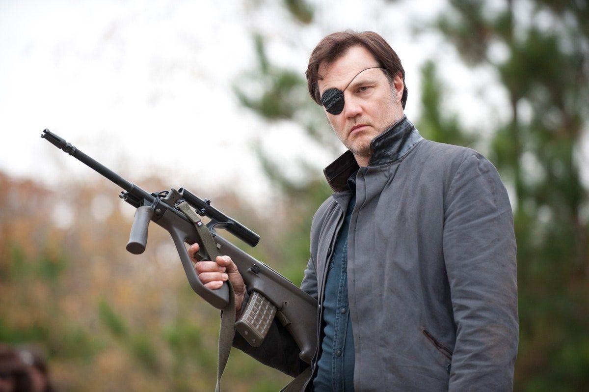 The Walking Dead Volverá De Verdad El Gobernador A La Serie