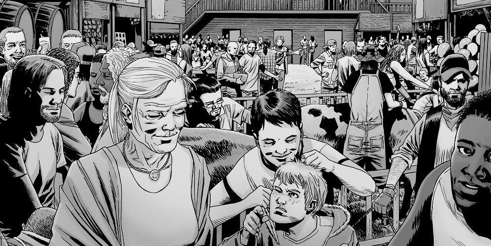 'The Walking Dead': ¿Qué pasará en la misteriosa Feria?