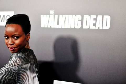 'The Walking Dead' Michonne dejará la serie en la décima temporada