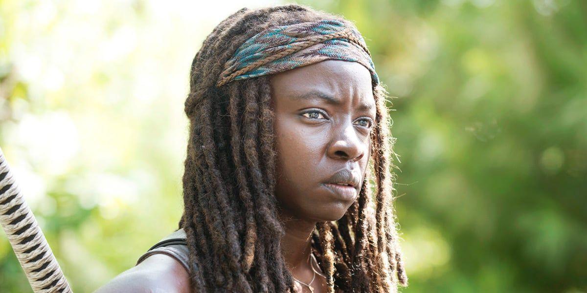 'The Walking Dead': ya tenemos claro que Michonne está diciendo adiós
