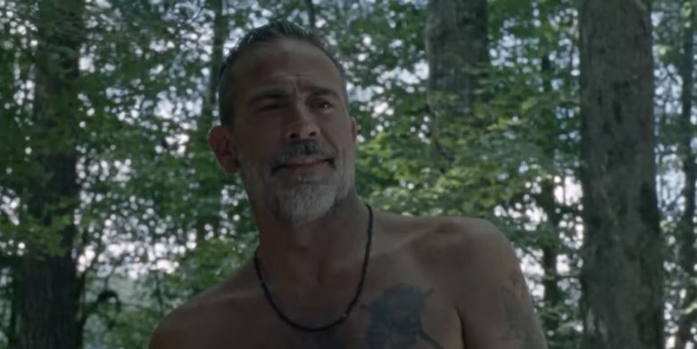 """The Walking Dead: Hilarie Burton Morgan says there was something """"kinda hot"""" about husband Jeffrey Dean Morgan's sex scene"""