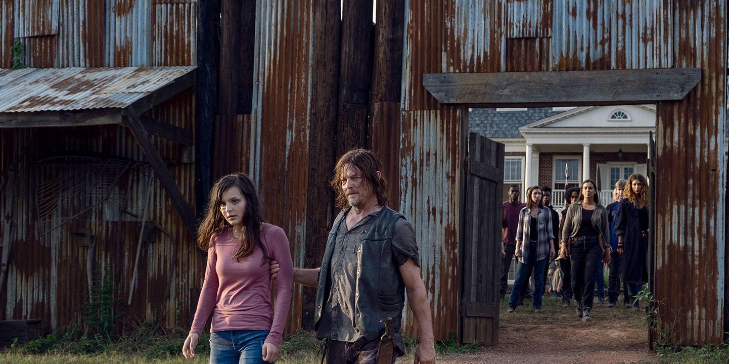 The Walking Dead nueva serie