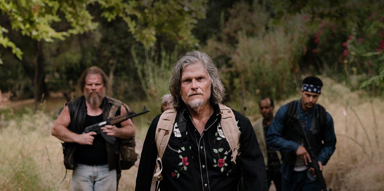 The Walking Dead Red Machete AMC
