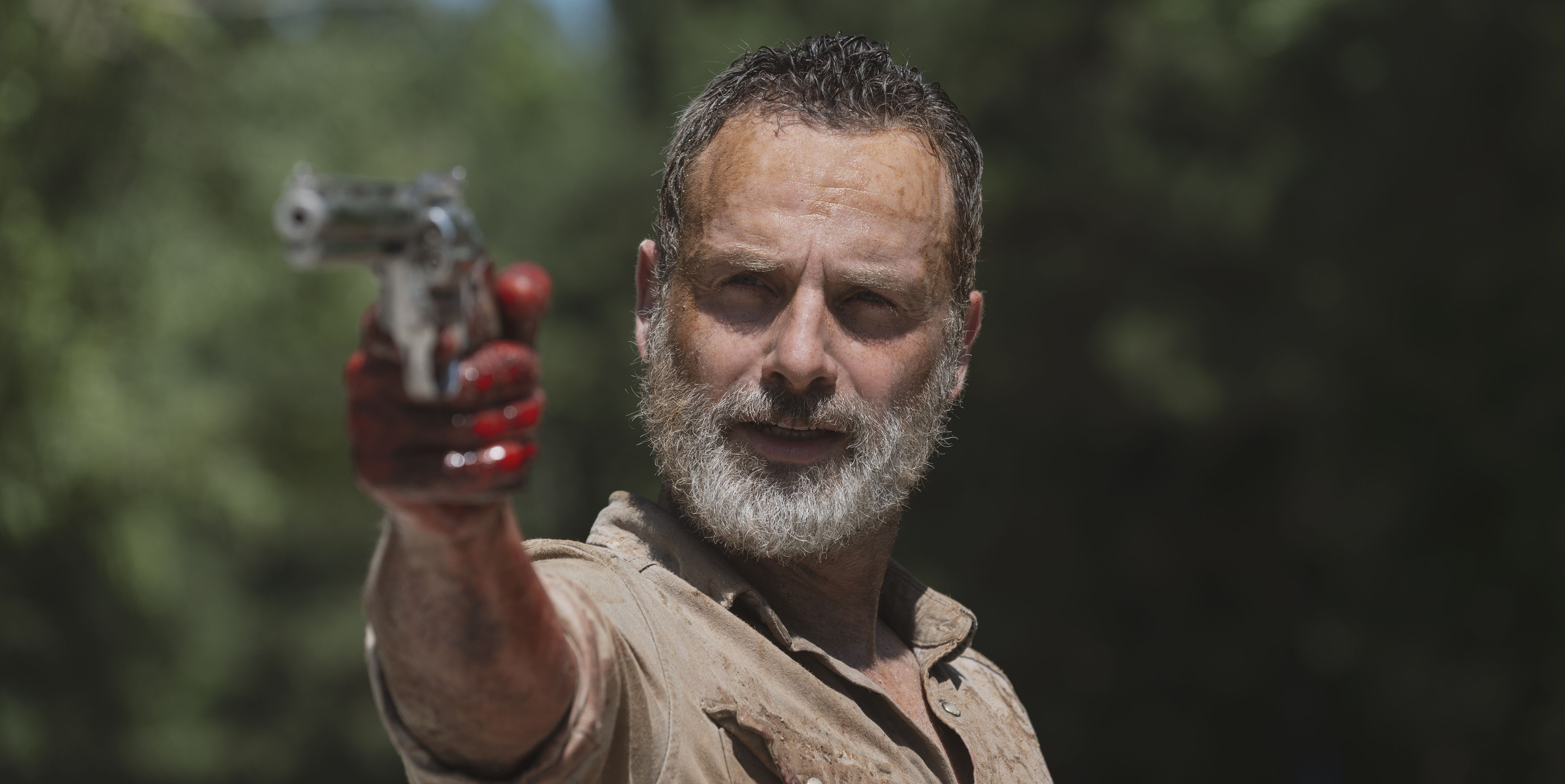 The Walking Dead regreso Rick Grimes temporada 10