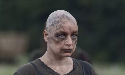 'The Walking Dead' Samantha Morton cree que es una serie feminista