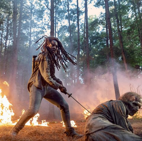 Walking Dead drops to all-time ratings low in season 10 premiere