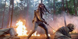 The Walking Dead, Season 10, Danai Gurira as Michonne