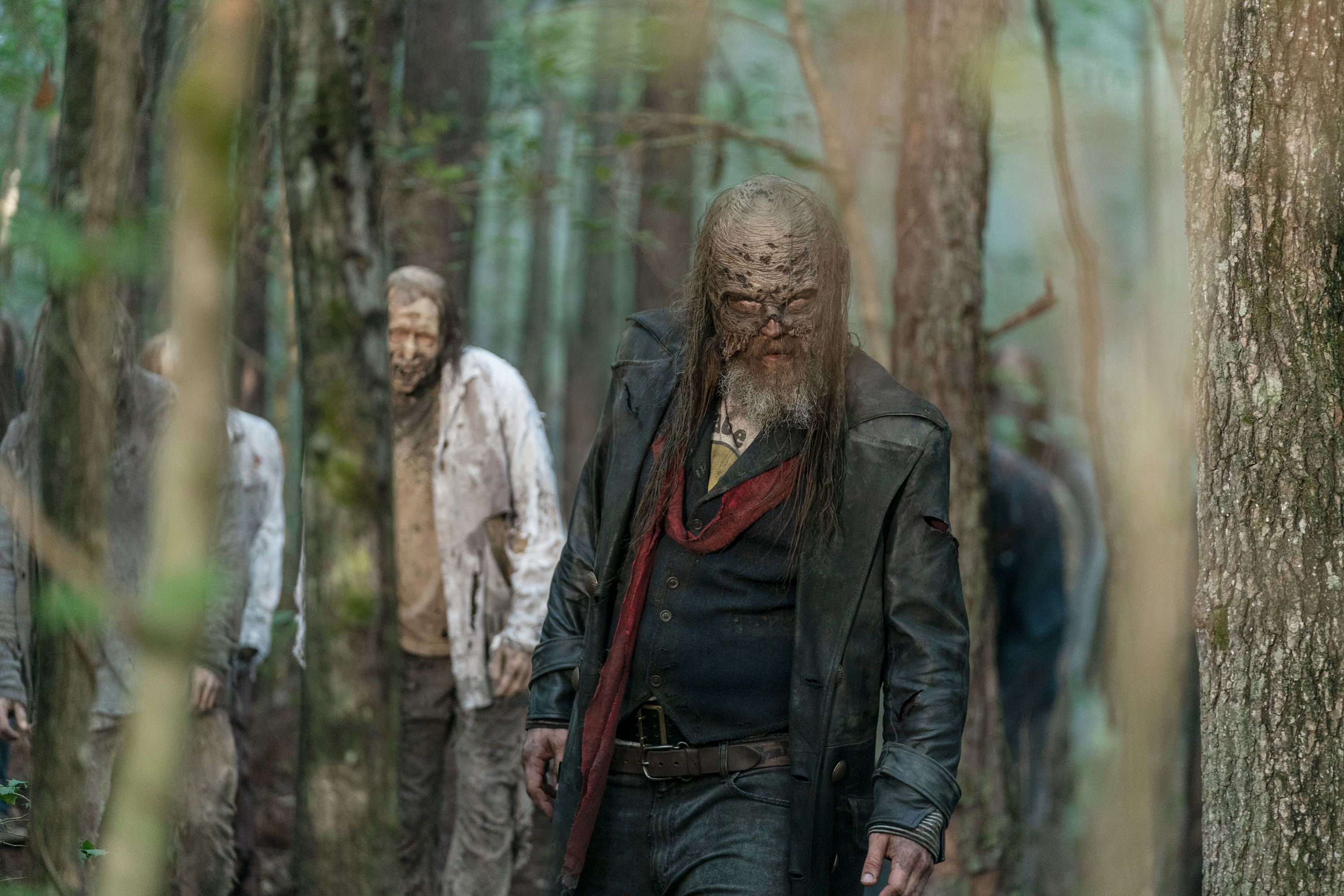 Walking Dead star Ryan Hurst says he was hospitalised while filming