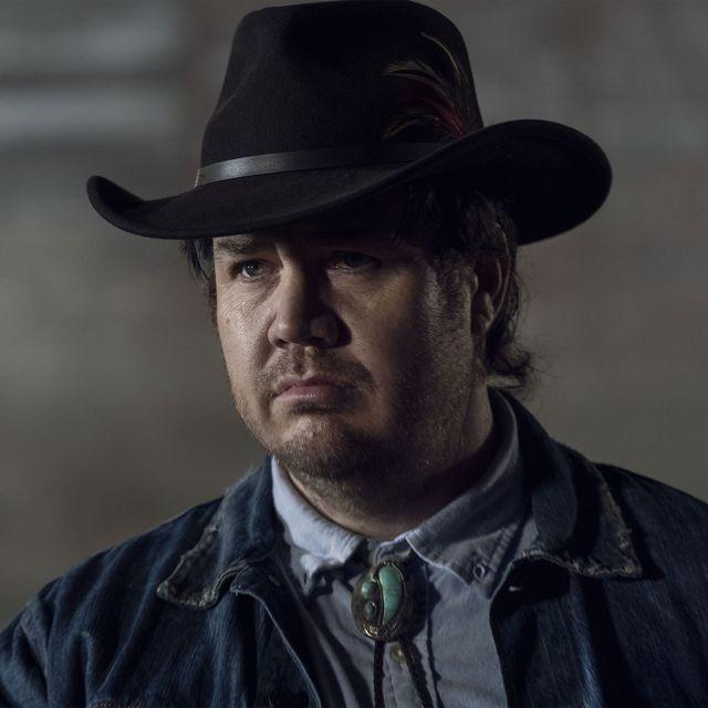josh mcdermitt as eugene porter in the walking dead season 10c episode 20