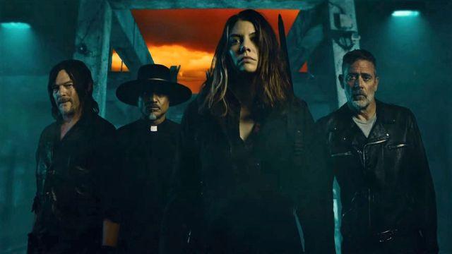 'the walking dead' 5 dudas que nos deja el tráiler de la temporada 11