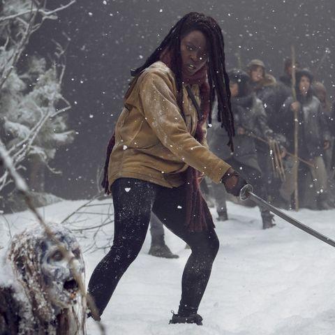 Walking Dead season 10 premiere date announced by AMC