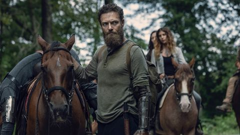 The Walking Dead Needs To Pick A Replacement For Rick And Fast