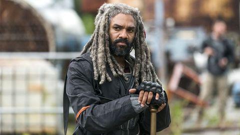 'The Walking Dead' ¿será Ezekiel el siguiente en abandonar la serie