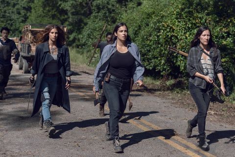 """The Walking Dead fans get update on when they can expect to see """"perfect"""" new spin-off"""