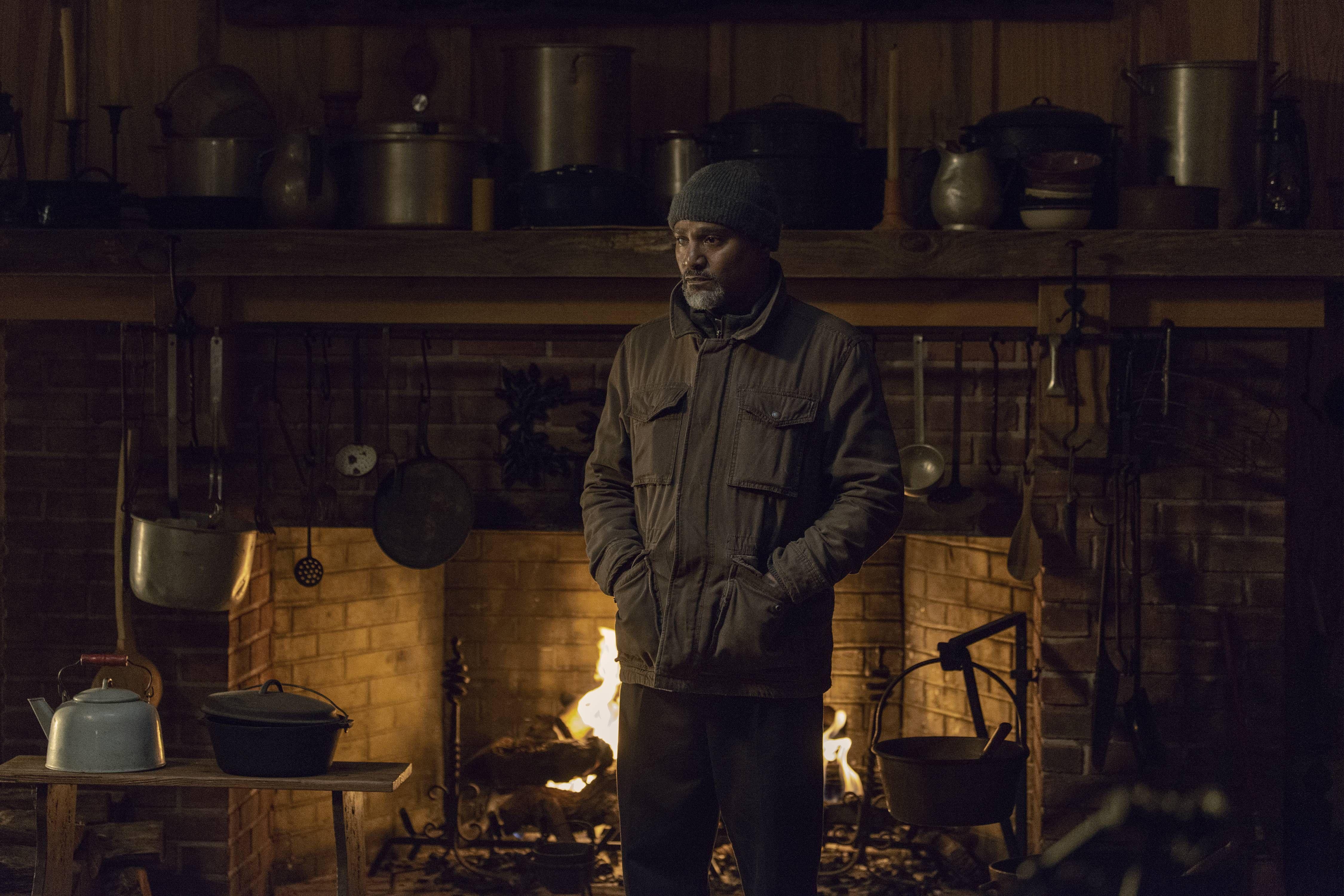 The Walking Dead, Seth Gilliam nel ruolo di Father Gabriel, 'The Storm'