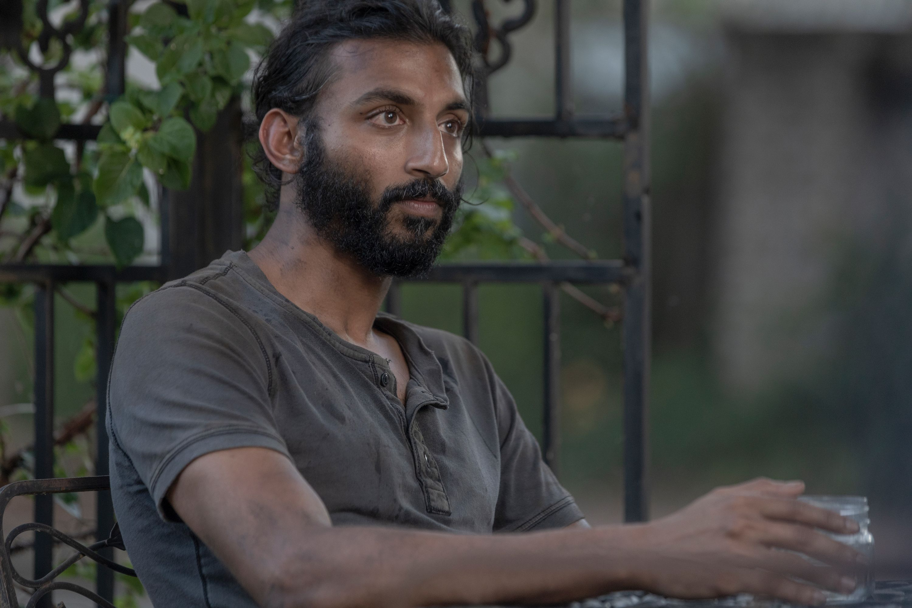 The Walking Dead fans have a disturbing theory about Siddiq and the pikes deaths