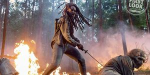 The Walking Dead trailer fecha estreno temporada 10