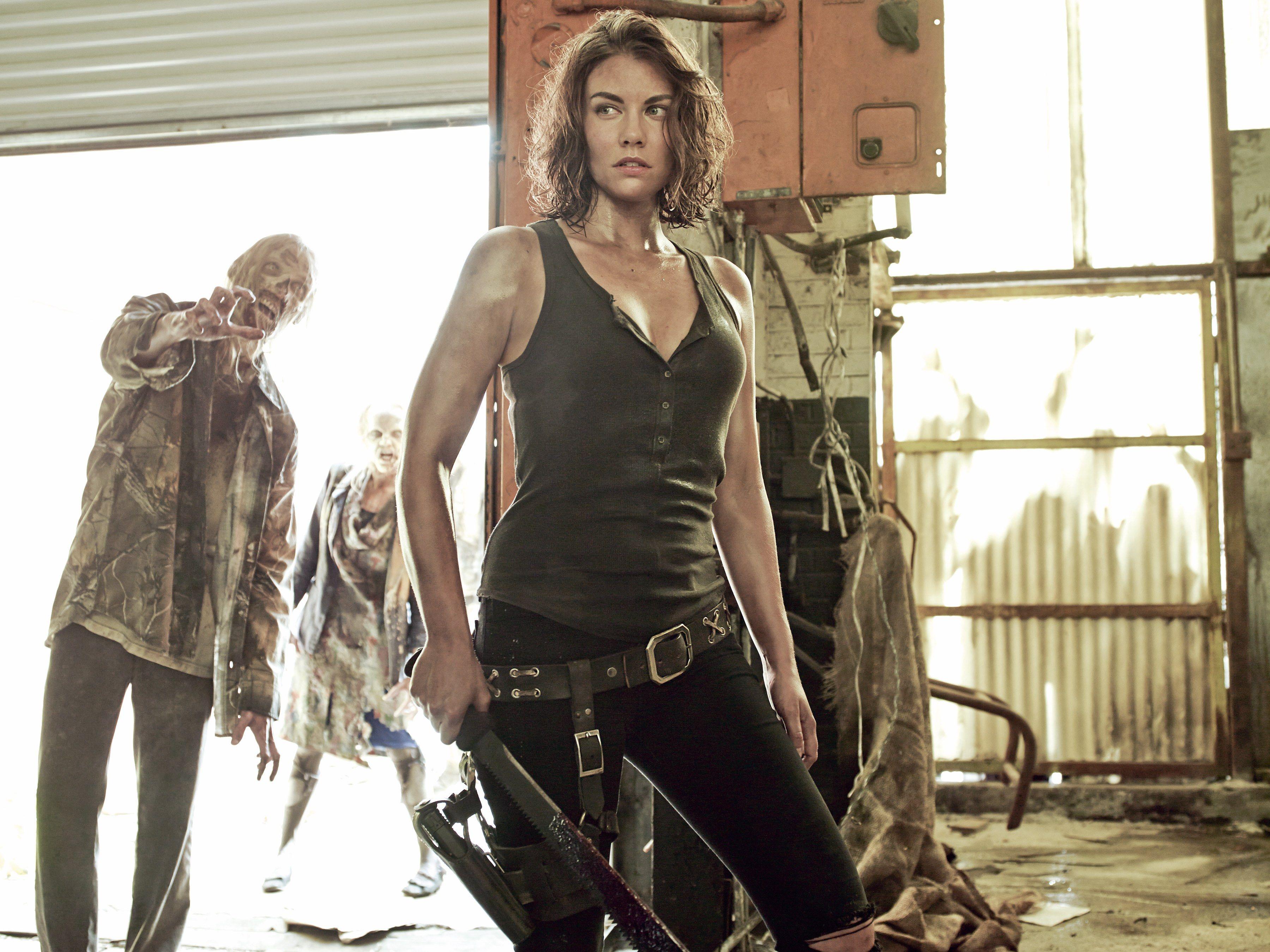 The Walking Dead La Foto Del Reencuentro Del Reparto Serie