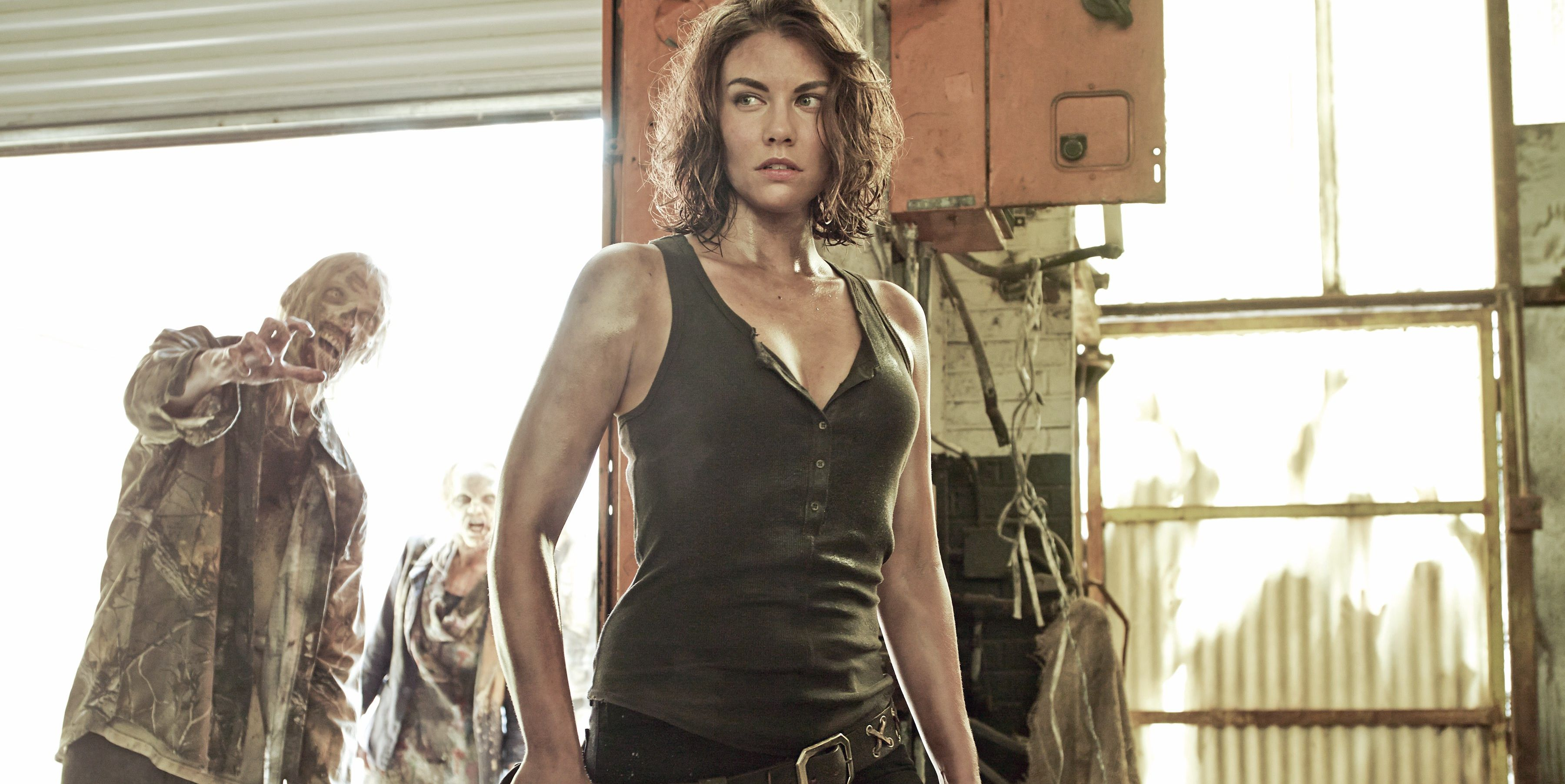 The Walking Dead Temporada 10 Maggie