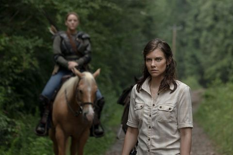 fecha de estreno de la temporada 11 de the walking dead