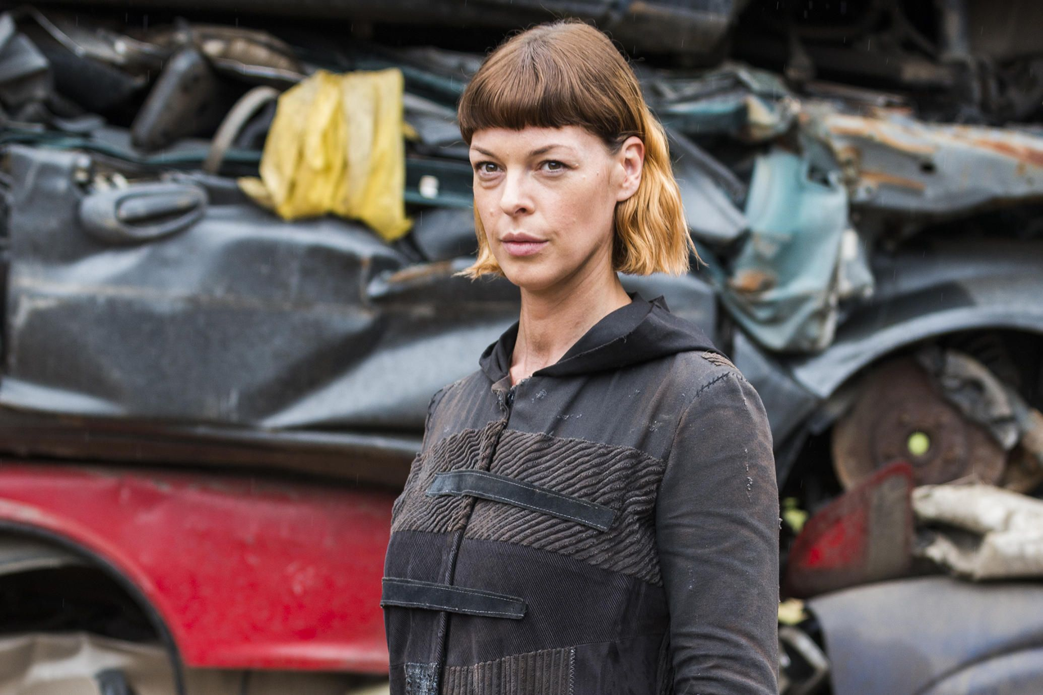 Jadis / Anne en The Walking Dead temporada 9
