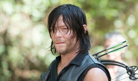 'The Walking Dead' tranquilos, fans, Daryl no se va de la serie