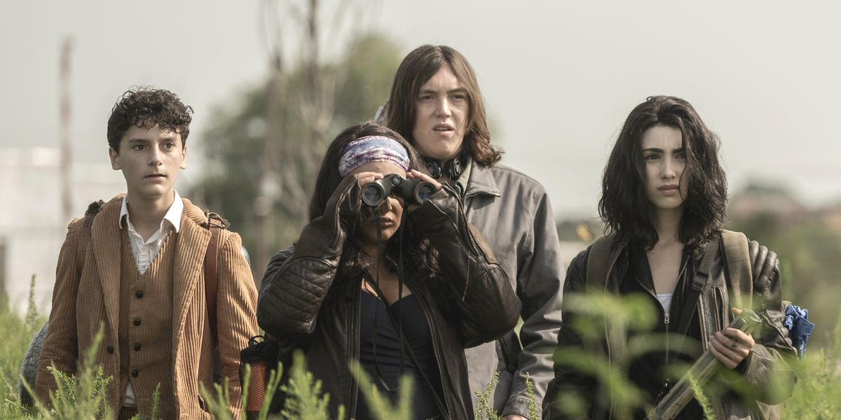 The Walking Dead: World Beyond - how to watch the new spin-off