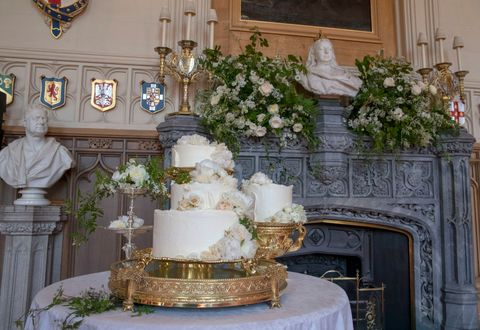 prince harry meghan markle s royal wedding cake baker claire ptak reflects on the big day royal wedding cake baker claire ptak