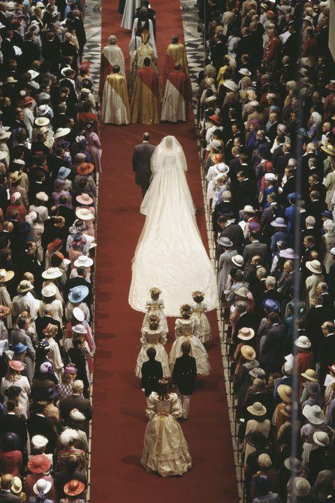 mariage de charles et diana