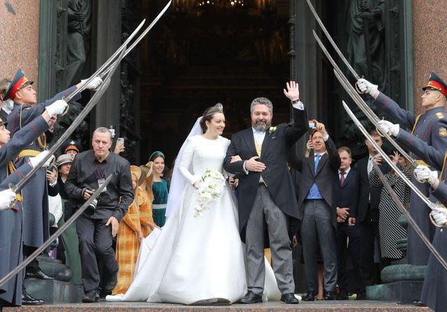 ロマノフ家 ロイヤルウエディング 結婚