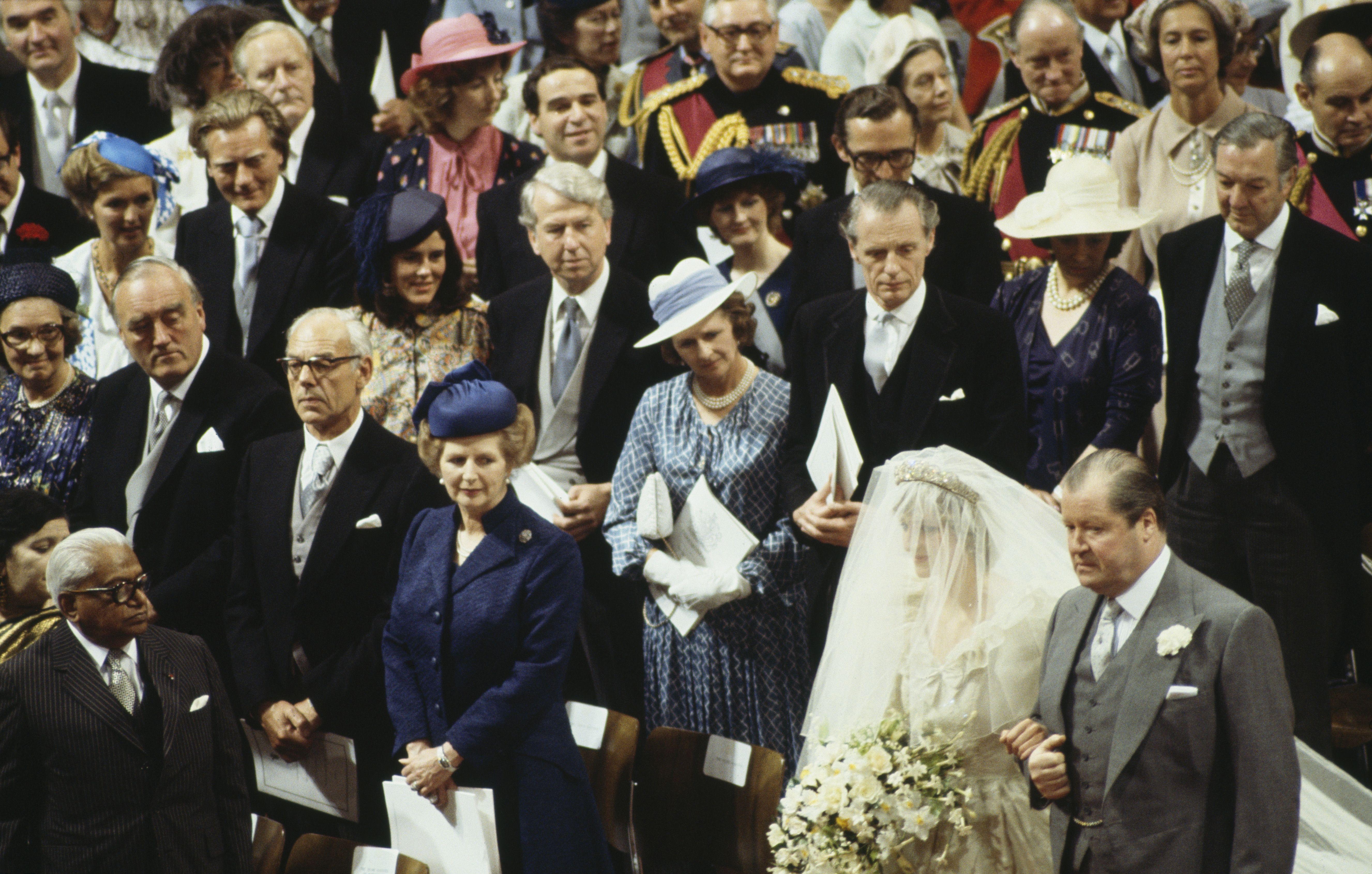 51 rare photos from princess diana and prince charles wedding cosmopolitan