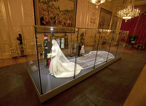 Royal Wedding exhibition at Windsor Castle