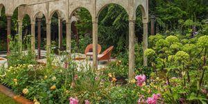 Wedgwood Garden  Designed by Jo Thompson - Chelsea Flower Show